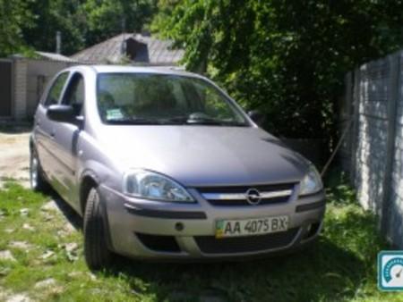 Все на запчасти для Opel Corsa Киев