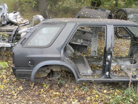 ФОТО Задний мост в сборе для Opel Frontera Алчевск