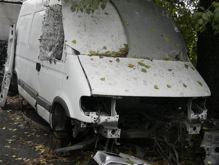 ФОТО Дверь передняя левая для Opel Movano Алчевск