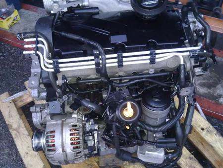 Двигатель для Skoda Octavia A5 Киев