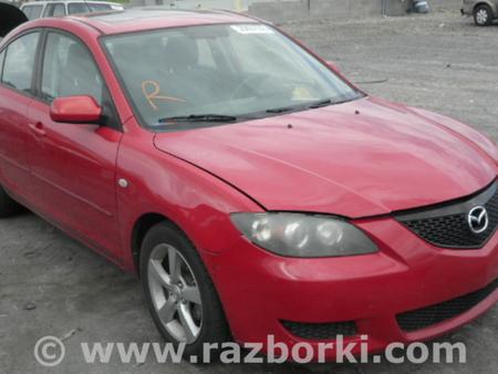 Карта двери задней правой Mazda 3.