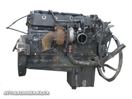 ФОТО Двигатель дизель 6.5 для MAN 17.232 Александрия