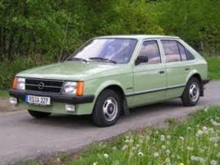 Opel Kadett Опель Kadett