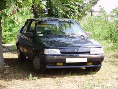 ФОТО Все на запчасти для Renault 11 Киев