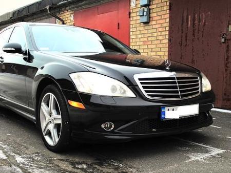 ФОТО Все на запчасти для Mercedes-Benz W 221 Запорожье