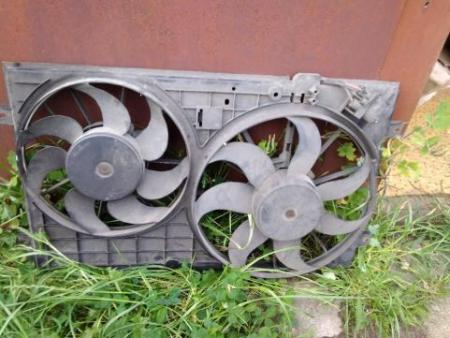 ФОТО Вентилятор радиатора для Volkswagen Caddy Житомир