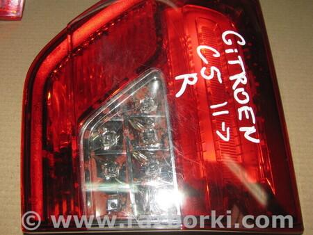 ФОТО Фонарь задний внутренний для Citroen C5 Львов