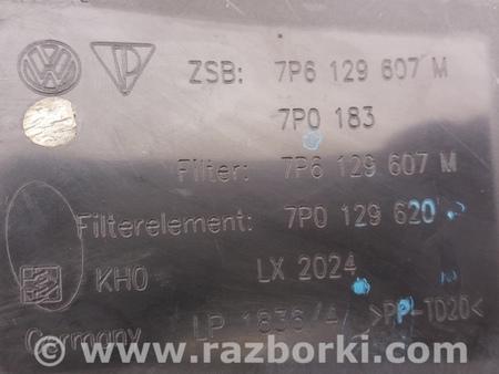 ФОТО Воздушный фильтр корпус для Volkswagen Touareg   Ковель