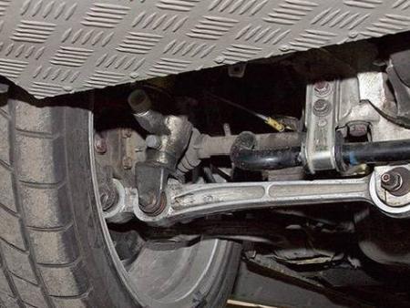 Задняя балка в сборе для Peugeot 407 Киев