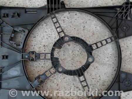 ФОТО Диффузор вентилятора радиатора (Кожух) для Fiat Doblo Киев
