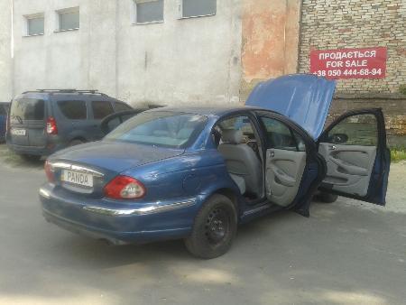 ФОТО Автомобиль без документов (Донор) для Jaguar X-Type Херсон