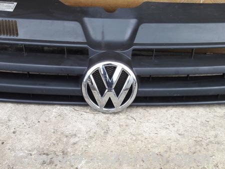 ФОТО Решетка бампера для Volkswagen T6 Ковель