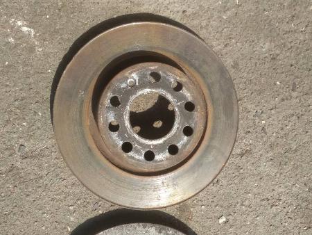 Диск тормозной для Volkswagen Caddy Житомир