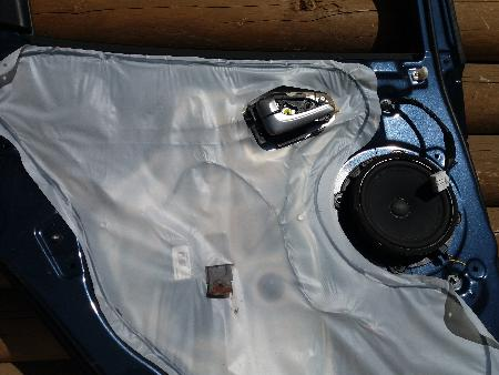 ФОТО Дверь задняя левая для Hyundai ix35 Ковель