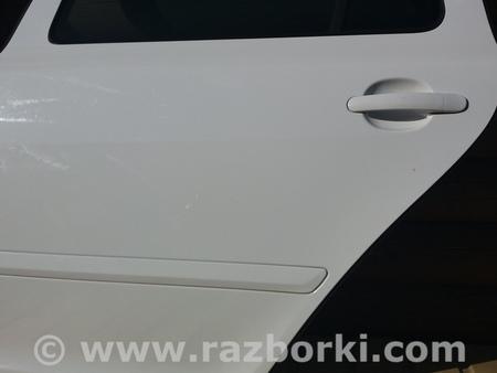 Дверь задняя левая для Skoda Octavia A5 Ковель