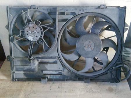 ФОТО Диффузор вентилятора радиатора (Кожух) для Volkswagen T5 (Transporter) Киев