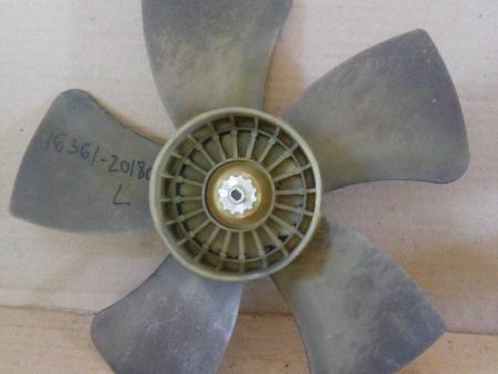 ФОТО Крыльчатка вентилятора охлаждения для Lexus RX300 Киев