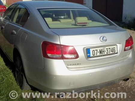 ФОТО Двери передние (левая, правая) для Lexus GS Житомир