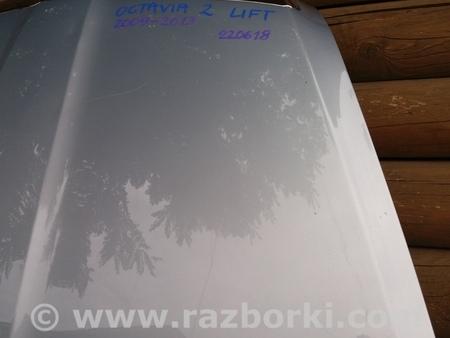 ФОТО Капот для Skoda Octavia A5 Ковель