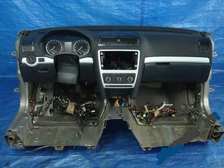 Airbag передние + ремни для Skoda Octavia A5 Киев