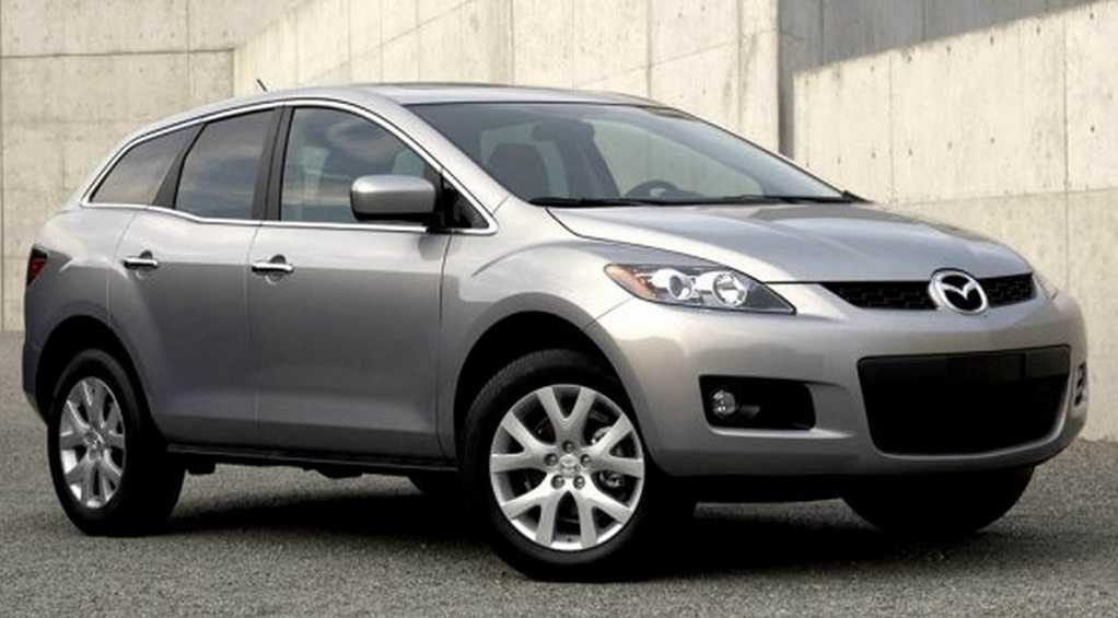 Mazda cx 7 vs. subaru tribeca